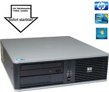 HP PC System dc7900 SSF, E8500 DualCore 2x 3,16GHz, 4GB RAM, Windows 7 Prof.