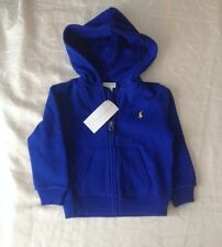 Polo Ralph Lauren Baby Boy's Fleece Hoody/ Jacket  (24Months)