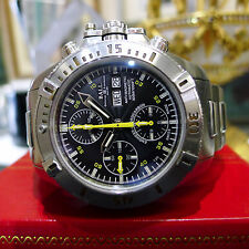 MEN'S BALL TITANIUM ENGINEER HYDROCARBON AUTOMATIC DC1016A CHRONOGRAPH WATCH