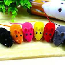 New Little Mouse Toy Squeak Noise Sound Rat Playing Gift For Cat Dog Pet Lovely