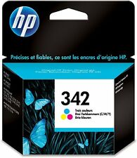 GENUINE HP 342 TRI COLOUR INK CARTRIDGE C9361EE DESKJET PHOTOSMART 9800 K7100