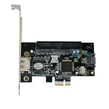 Internal 2 SATA II IDE Ports PCI-E PCI Express Card Chipset Controller NEW Combo