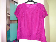 LADIES FRENCH CONNECTION TOP SIZE 14 070515