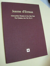 DAS STUNDENBUCH der Jeanne d`Evreux Faksimile Luzern  3 Motive