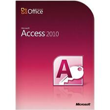 Microsoft Access 2010  1 PC Deutsch Vollversion