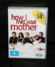 3 x Disc DVD set - Complete season 4 - How I met your mother