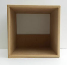 Vinyl Record Storage Cube ( £16.00 Each For Collection Only )