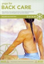 Yoga for Back Care (Rodney Yee) New DVD R4