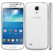 Samsung Galaxy S4 mini GT-I9190 8GB Unlocked Android Smartphone -8MP WHITE