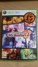 Dynasty Warriors Strikeforce - Xbox 360 - Game - UK PAL - Complete