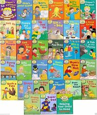 Oxford Reading Tree Read with Biff Chip and Kipper Level 1-3 Collection 33 Books
