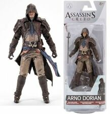 """Assassin's Creed ARNO DORIAN Master Assassin Outfit 6"""" Action Figure SERIES 4"""