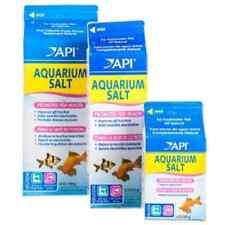 API Aquarium Tonic Salt 454g Tropical Fish Medication