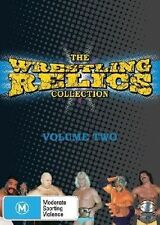 Wrestling Relics Collection : Vol 2 (DVD, 2006, 3-Disc Set) Brand New