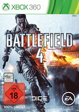 Microsoft Xbox 360 Spiel Battlefield 4 USK 18