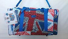 NEW Union Jack  Flight Cabin Hold all  Maternity, Gym, Swimming  Bag