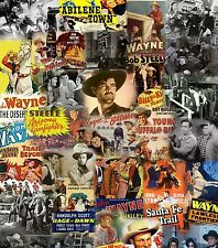 50 CLASSIC WESTERN MOVIES ON A 16GB USB FLASH DRIVE over 50 hrs! #GREAT VALUE#