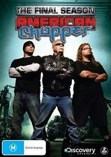 AMERICAN CHOPPER: THE FINAL SEASON New  DVD R4 BRAND NEW 2DVD SET!