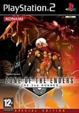 ZONE OF THE ENDERS THE 2ND RUNNER PS2  NEW