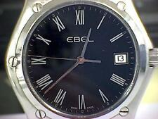 Gents Stainless Steel EBEL Watch