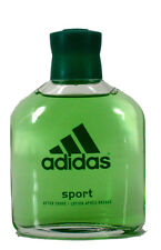 3x Adidas Sport Aftershave Lotion After Shave 100ml