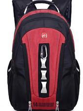 """Laptop Notebook Bag SWISSGEAR Wenger Backpack Rucksack 15.6""""-17""""Travel Backpack"""