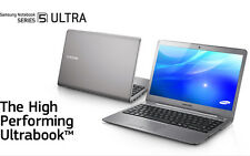 Samsung 530U 3rd Gen INTEL Core i5 160GB 6GB RAM Windows 10 UltraBook -