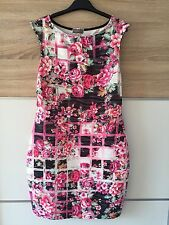 Lipsy Stretch-Minikleid florales Muster Gr. 42, neu!!!