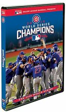 MLB World Series 2016 Film [DVD] *NEU* Chicago Cubs vs Cleveland Indians