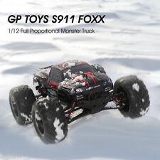 RC Monster Truck 1/12 2.4GHz Electric 4CH Off Road Remote Control RC Racing Car
