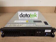 IBM X3650 M3 2U RACK SERVER - 2 x E5620, 8GB, SERVERAID M1015, DVD