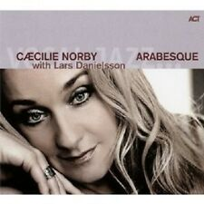 "CAECILIE NORBY ""ARABESQUE""  CD NEU"