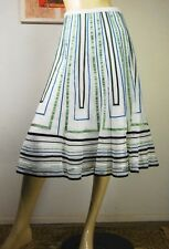 * GRACE HILL *100% POLYESTER FULL DESIGNER SKIRTsz.10 12-NWT RRP$130 .00*SALE* -
