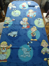 Bob the builder single quilt cover and pillow case.   -