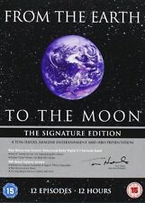 From the Earth to the Moon -5-DVD-Set-  Tom Hanks  #Neu#
