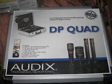 Audix DP Quad Drum microphone kit
