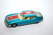 Matchbox Superfast No.51 Citroën S.M. MADE IN ENGLAND 1971