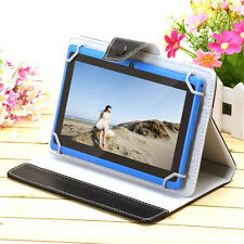 "iRULU 7"" Google Android Dual Core WIFI 8GB Blue Tablet PC w/ Black Case UK Stock"