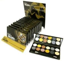 Technic Electric Eyes 12 Colour EyeShadow Palette Metallic Metalix Bronze