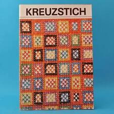 Kreuzstich   Sticken   Verlag für die Frau   DDR 1976 A
