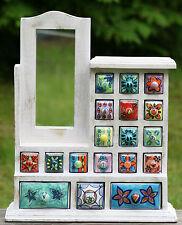 Gewürzschränkchen Keramikkommode mit 18 Schüben und Spiegel - Gall & Zick