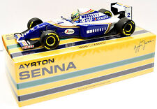 Minichamps Williams Renault FW16, Ayrton Senna 1994 1:18 Scale Diecast 540941802