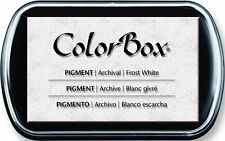 ColorBox Pigment Ink - Frost White 24.5% OFF (Rrp 9.95)