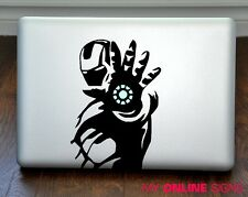 "Iron Man Apple Macbook Air/Pro/Retina 13"" Vinyl Sticker Decal Cover"