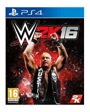 WWE 2K16 PS4 PlayStation 4 game NEW & SEALED!