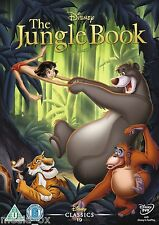 The Jungle Book (1967) Disney Number 19 | New | Sealed | DVD
