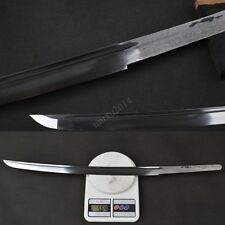 NAKED Blade Full Tang Carbon steel for Japanese wakizashi swords replacement