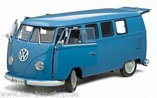 VW Bus T1 - 1957 Kombi - Blau - Sunstar Modell 1:12 - mit Zertifikat - NEU OVP