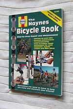 Bicycle Book 2nd Edition by Haynes (Paperback, 2001) New, free shipping