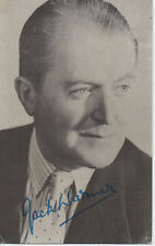 "Jack Warner ""Autograph Portrait Series"" Number 58  L.D Ltd London"